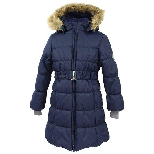 Пальто Huppa Yacaranda 12030030 размер 116, navy пальто huppa vivian размер 152 70002 yellow