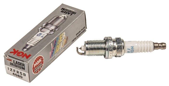 Свеча зажигания NGK 4080 IZFR5B