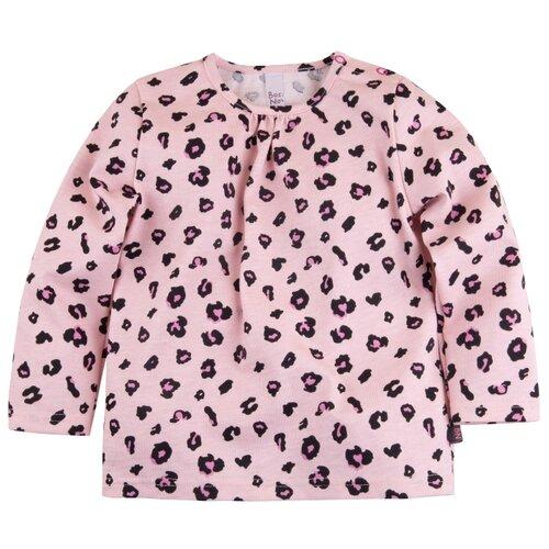 Купить Лонгслив Bossa Nova размер 86, розовый, Футболки и рубашки