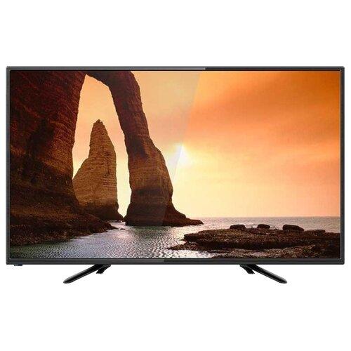 Фото - Телевизор Erisson 32LEK83T2 32 (2020) черный телевизор 50 erisson 50flea18t2sm full hd 1920x1080 smart tv черный