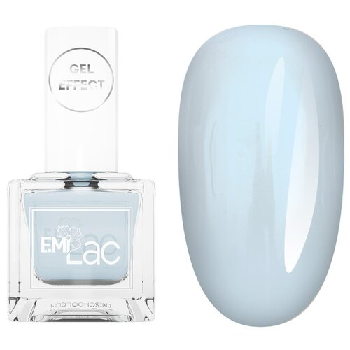 Лак E.Mi Gel Effect Charming Date, 9 мл, оттенок 058 Аквамарин лак e mi gel effect charming date 9 мл оттенок 051 бермуды