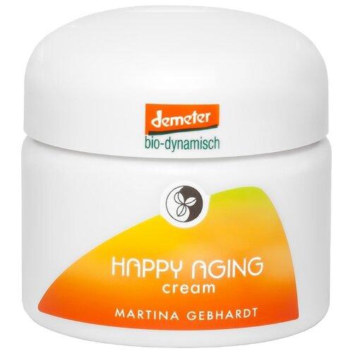 Купить Крем Martina Gebhardt Happy Aging cream для лица, 50 мл