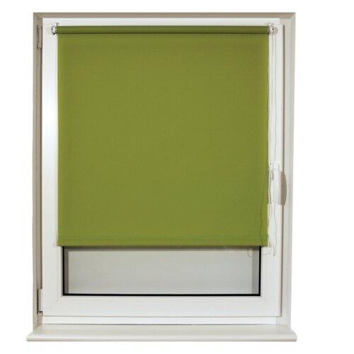 Фото - Рулонная штора Brabix Лён зелёный S-32, 50х175 см штора рулонная плайн 50х175 см фисташковый