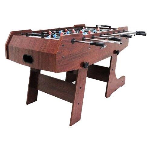 Игровой стол для футбола Start Line Compact 55 коричневый