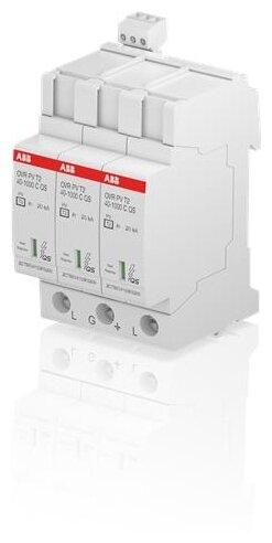 Устройство защиты от перенапряжения для систем энергоснабжения ABB 2CTB804153R2500