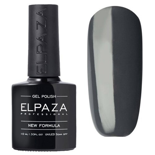 Купить Гель-лак для ногтей ELPAZA Classic, 10 мл, 108 Мокрый асфальт