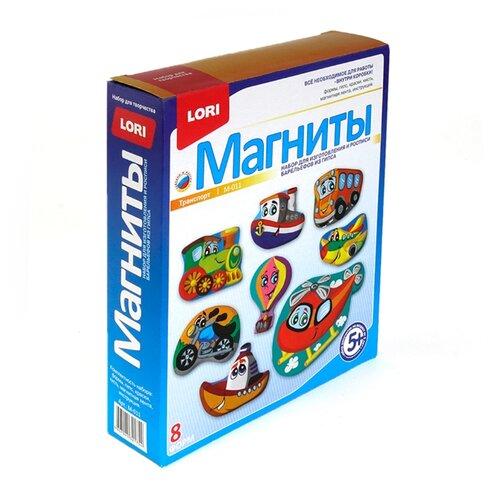 Купить LORI Магниты - Транспорт (М-011), Гипс