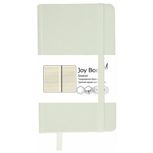 Купить Блокнот Канц-Эксмо Joy Book. Белоснежный А5, 96 листов (БДБЛ5962232), Блокноты
