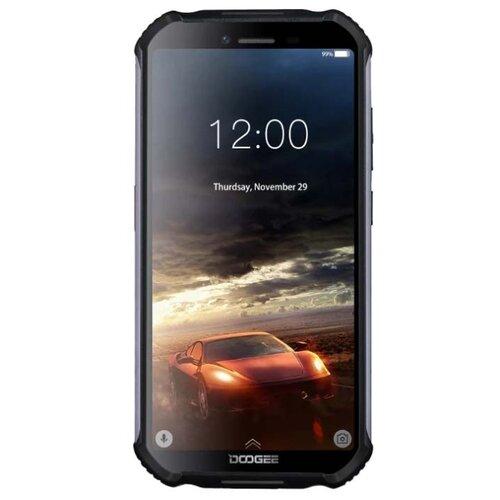 Фото - Смартфон DOOGEE S40 3/32GB, черный смартфон meizu m10 3 32gb фантомный черный