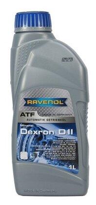 Трансмиссионное масло Ravenol ATF Dexron D II 1l