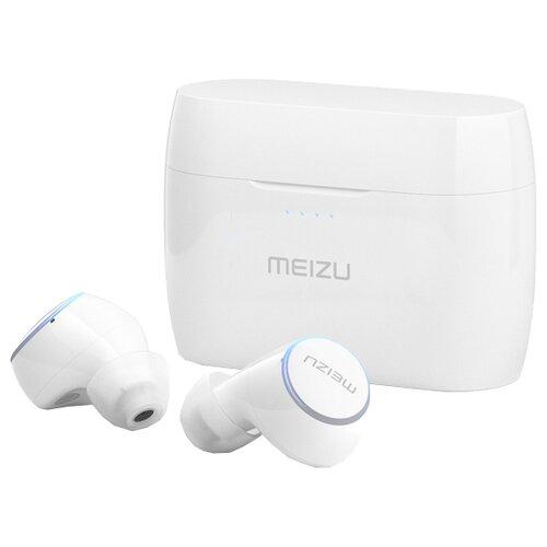 Беспроводные наушники Meizu POP2 white беспроводные наушники meizu ep52 lite белый
