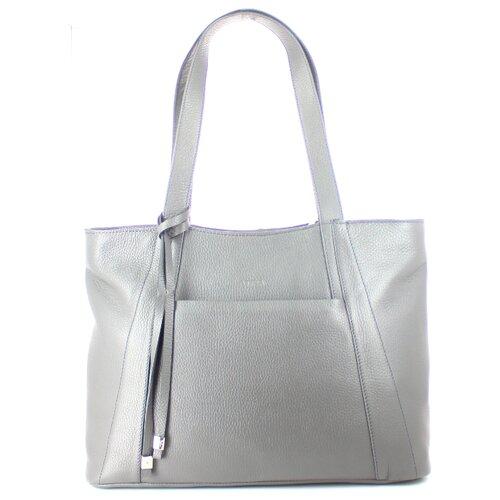 Сумка тоут Afina 405, натуральная кожа сумка wittchen 87 4e 405 87 4e 405 1 черный