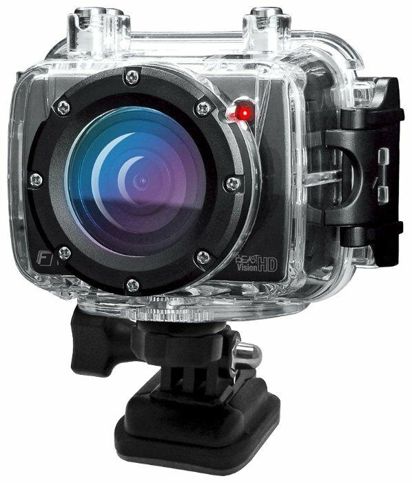 Экшн-камера Fantec BeastVision HD Bike Edition