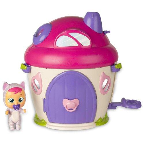 Купить Кукла IMC toys Cry Babies Magic Tears Плачущий младенец Кэти с домиком и аксессуарами, 97940, Куклы и пупсы