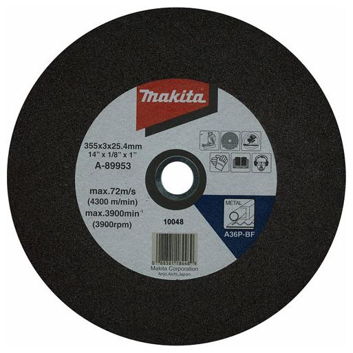 Диск отрезной 355 Makita 14510-5