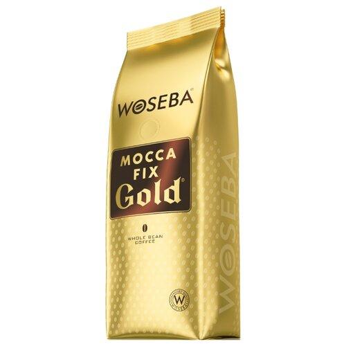 Кофе в зернах Woseba Mocca Fix Gold, арабика/робуста, 500 г фото