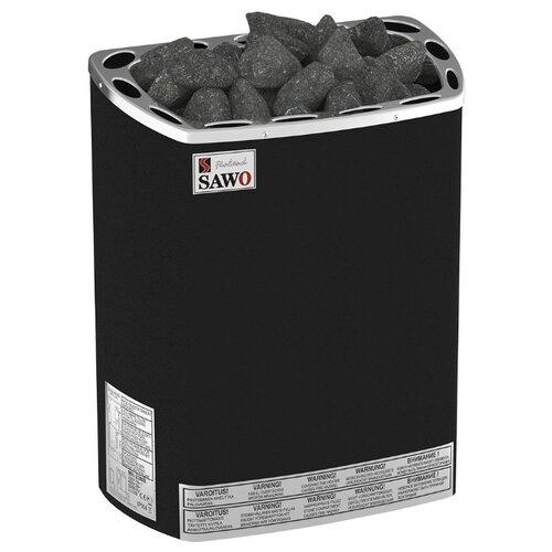 Фото - Электрическая банная печь Sawo MINI MN-36NS-P-F черный серия taurus электрическая печь sawo taurus tau 180ns g p 18 квт выносной пульт