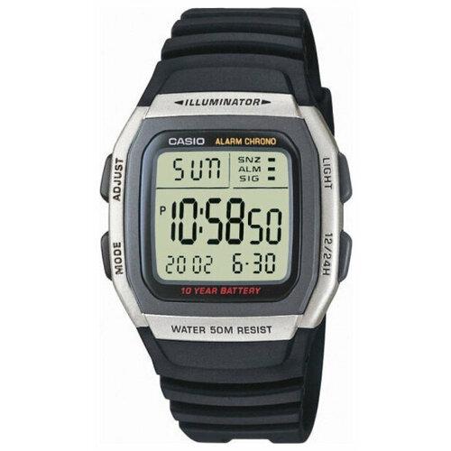 Наручные часы CASIO W-96H-1A casio w s210h 1a