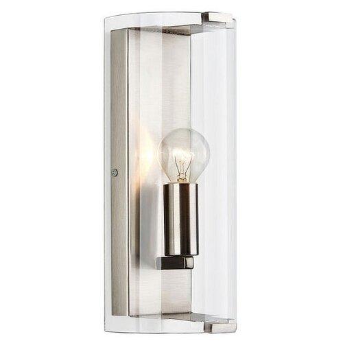 Настенный светильник Markslojd Forum 107016, 40 Вт настенный светильник markslojd star 105614 7 вт