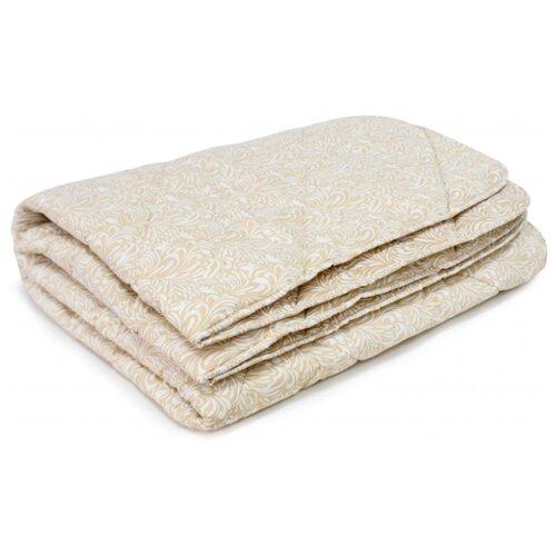 Одеяло Мягкий сон Овечья шерсть Comfort, легкое, 172 х 205 см (роса) одеяло belashoff белое золото стеганое легкое цвет белый 172 х 205 см