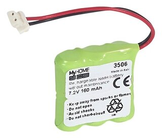 Аккумуляторная батарея Legrand 067518 0.16 А·ч