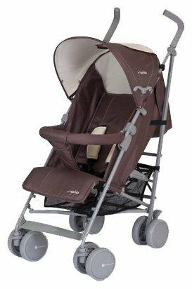 Прогулочная коляска Euro-cart Solo