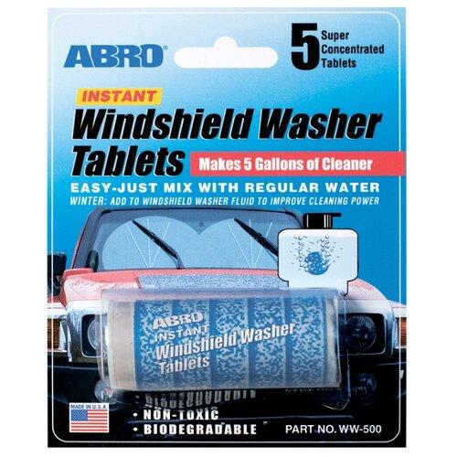 Концентрат жидкости для стеклоомывателя ABRO WW-500