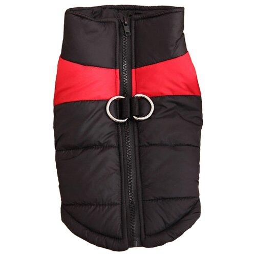 Жилет для собак Удачная покупка P0001 5XL черно-красный