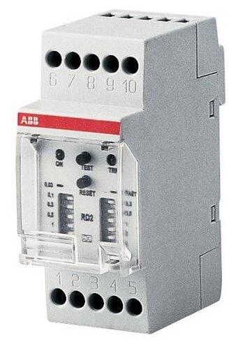 Реле контроля дифференциального тока ABB 2CSM142120R1201