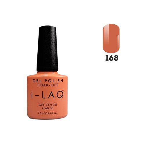 Купить Гель-лак для ногтей I-LAQ Gel Color, 7.3 мл, 168