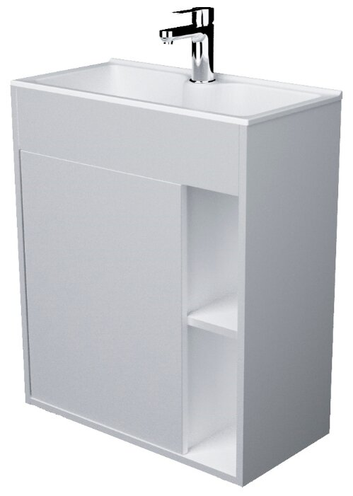 Тумба для ванной комнаты с раковиной 1Marka