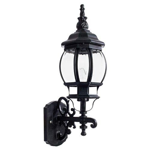 Arte Lamp Уличный настенный светильник Atlanta A1041AL-1BG