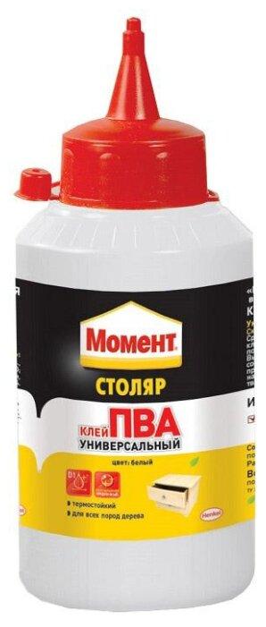 Клей ПВА Момент Столяр ПВА Универсальный 1960505