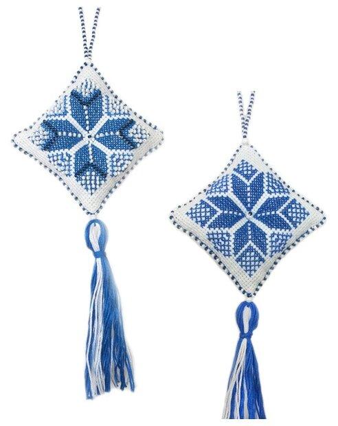 ZENGANA Набор для вышивания бисером и нитками