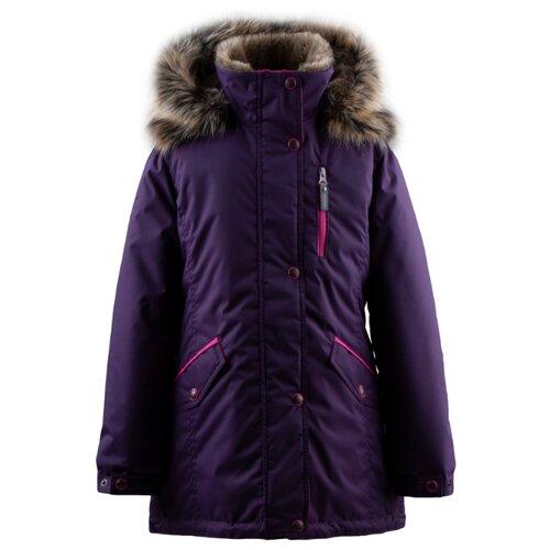 Купить Парка KERRY Angel K19462 размер 152, 608 фиолетовый, Куртки и пуховики