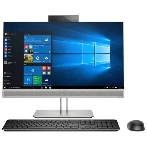 Моноблок HP EliteOne 800 G5 7AC07EA Intel Core i5-9500/8 ГБ/SSD/Intel UHD Graphics 630/23.8/1920x1080/DVD-RW/Windows 10 Professional 64 моноблок hp 200 g3 3va67ea intel core i3 8130u 8 гб ssd intel uhd graphics 620 21 5 1920x1080 dvd rw windows 10 professional 64
