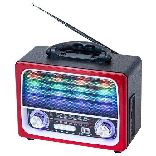 Радиоприемник Max MR-390 красный