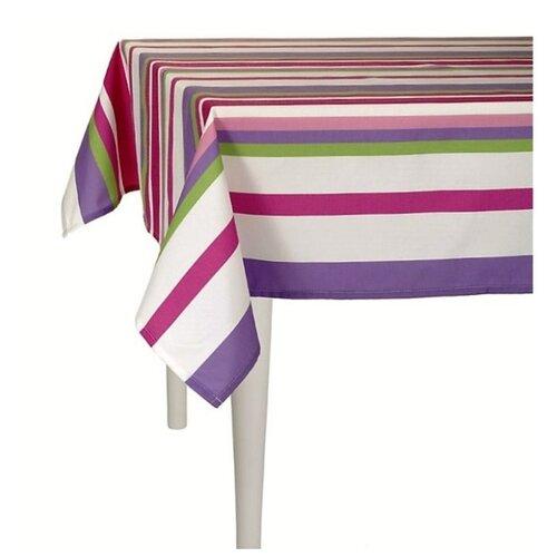 Скатерть Altali Purple Garden (P595-8612/3) 140х180 см белый/фиолетовый/розовый/зеленый