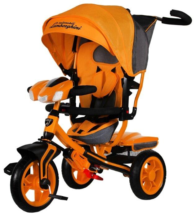 Велосипед трехколесный Lamborghini L3 Egoist Оранжевый