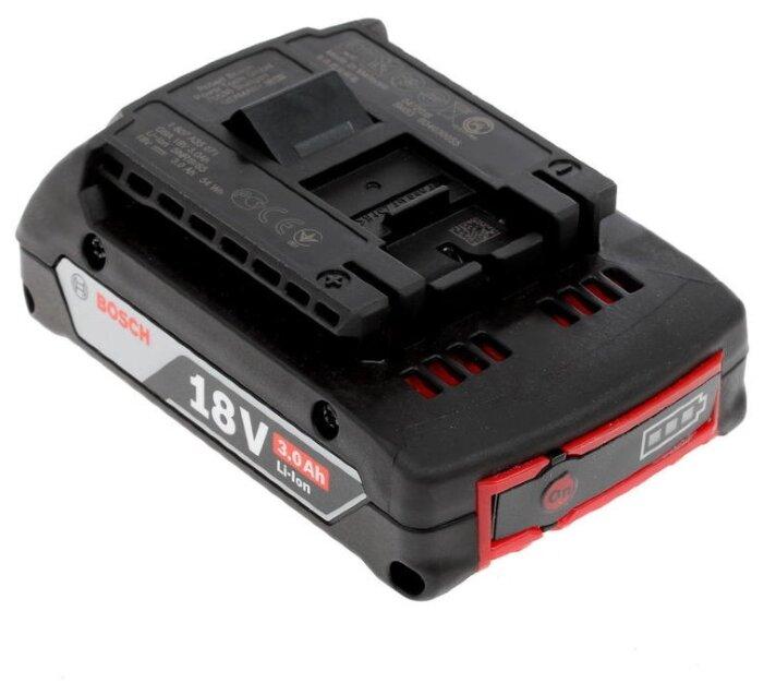 Аккумуляторный блок BOSCH 1600A012UV 18 В 3 А·ч