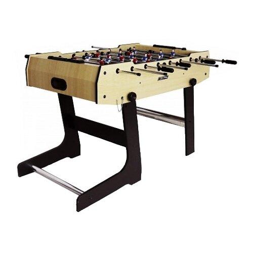 Игровой стол для футбола Start Line COMPACT 48 бежевый/черный