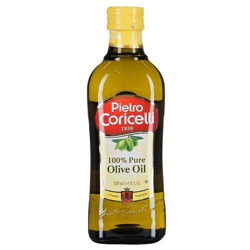 Pietro Coricelli Масло оливковое рафинированное в смеси с нерафинированным Extra Virgin 0.5 л блуза pietro filipi pietro filipi pi028ewcpix9