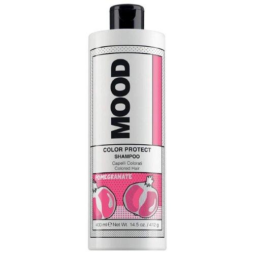 MOOD шампунь Color Protect для окрашенных и химически обработанных волос 400 мл good mood повседневные брюки