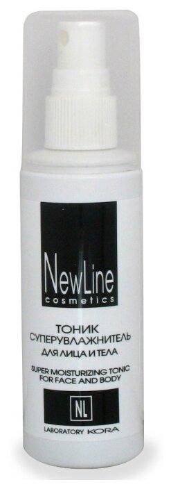 Тоник для тела NewLine суперувлажнитель Super moisturizing tonic
