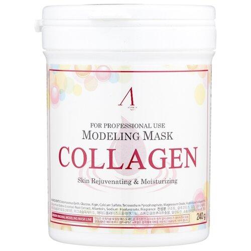 Маска Anskin Collagen Modeling альгинатная 700 мл moistfull collagen