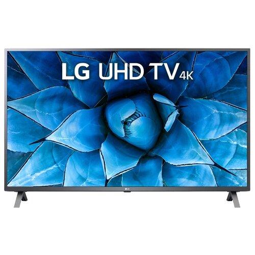 Фото - Телевизор LG 65UN73006 65 (2020), черный телевизор lg 49uk6200pla черный