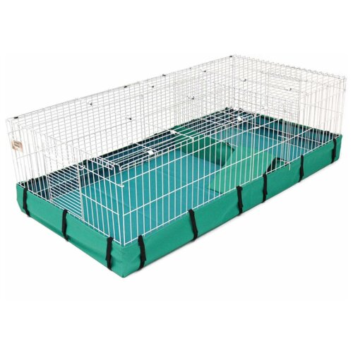Клетка для грызунов Midwest Guinea Habitat Plus 120х60х36 см зеленый