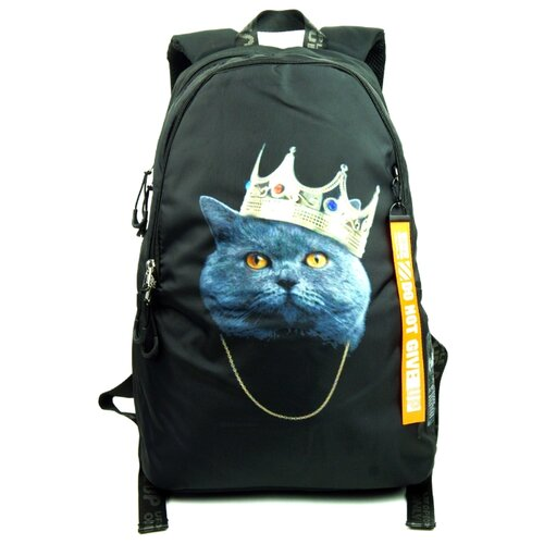 ufo people рюкзак школьный цвет черный 7227 Рюкзак Ufo People 9988 18 черный