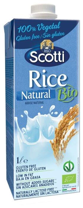 Рисовый напиток Riso Scotti Rice Natural 0.9%, 1 л