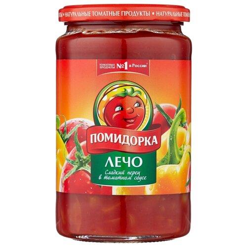 Фото - Лечо Сладкий перец в томатном соусе Помидорка, 680 г лечо сладкий перец в томатном соусе помидорка 680 г